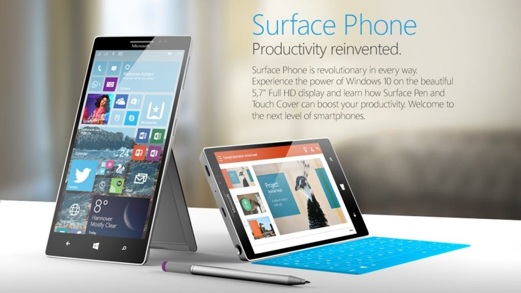 windows surface phone